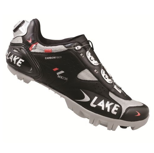 Lake MX236C Carbon Sole SPD MTB Shoes RRP £170