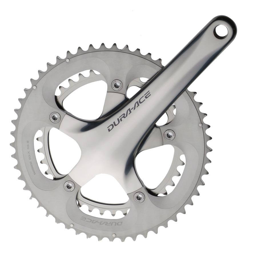 Shimano FC-7800 Dura Ace 10 Speed Chainset 53-39 177.5mm