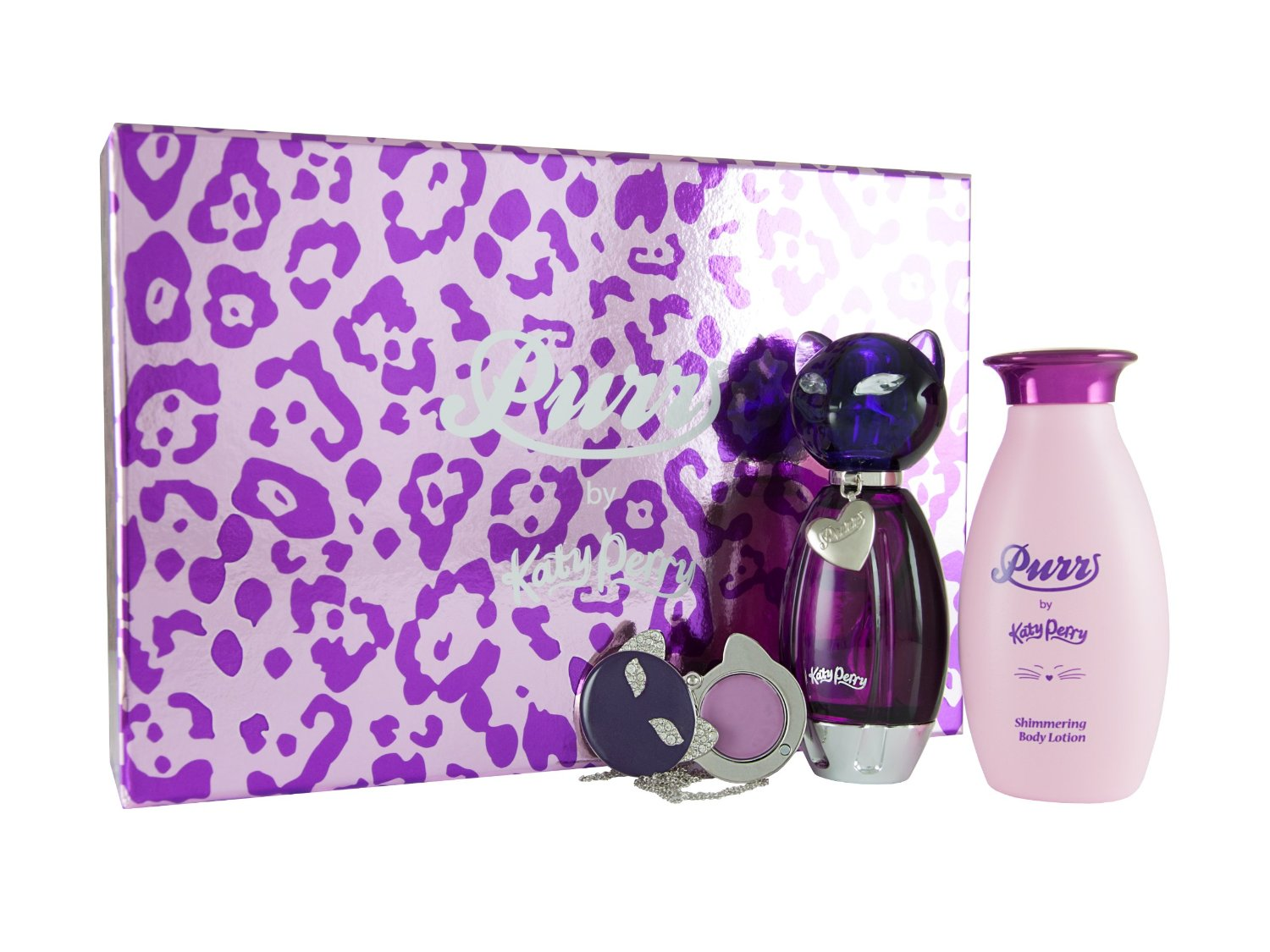 Katy-Perry-Purr-EDP-50ml-Body-Lotion-120ml-Solid-Perfume-Locket-Gift-Set-BNIB