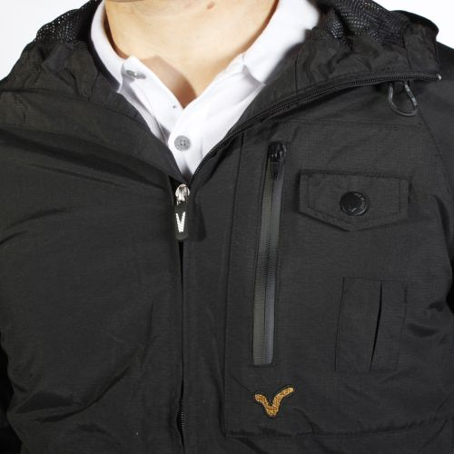 New-Mens-Voi-Jeans-Designer-Lightweight-Jacket-Helly-in-Black-Free-P-P